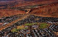 Alice Springs, Northern Territory -  Australia