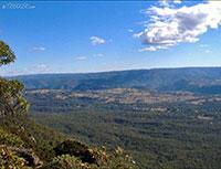 Blue Mountains, Southern Australia