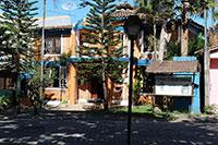 The youth hostel in Arraial D�ajuda
