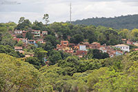 Lencois village