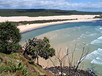 Fraser Island, Eastern Australia