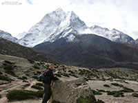 Everest Region  The Himalayas