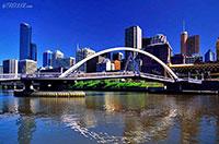Melbourne, Southern Australia