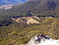 Blue Mountains, Eastern Australia