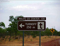 Tanami road, Western Australia